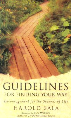 Image for Guidelines for Finding Your Way: Encouragement for the Seasons of Life