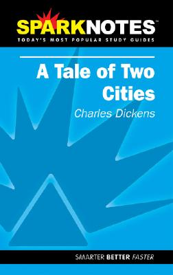 Image for A Tale of Two Cities (SparkNotes Literature Guide) (SparkNotes Literature Guide Series)