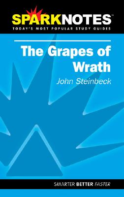 Image for Sparknotes Grapes of Wrath