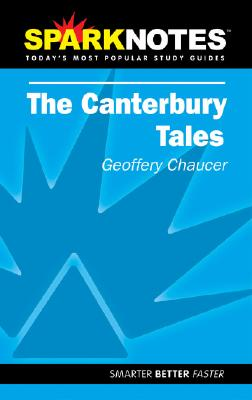 Image for Spark Notes The Canterbury Tales