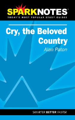 Image for Spark Notes Cry, The Beloved Country