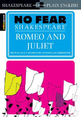 Image for ROMEO AND JULIET NO FEAR SHAKESPEARE