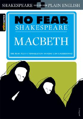 Image for MACBETH NO FEAR SHAKESPEARE