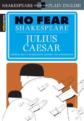 Image for Julius Caesar (No Fear Shakespeare) (Volume 4)