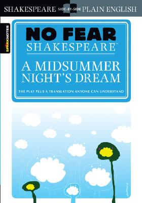 Image for NO FEAR SHAKESPEARE: A MIDSUMMER NIGHT'S DREAM