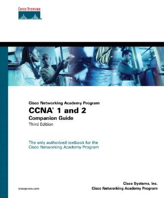 Image for Cisco Networking Academy Program CCNA 1 and 2 Companion Guide, Third Edition