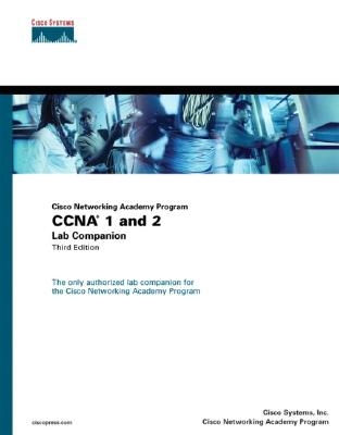 Image for Cisco Networking Academy Program CCNA 1 and 2 Lab Companion, Third Edition