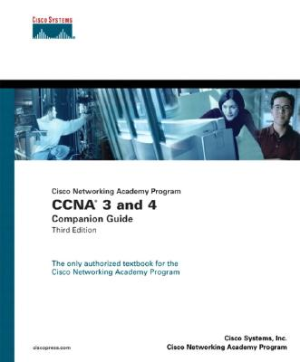 Image for CCNA 3 and 4 Companion Guide (Cisco Networking Academy Program) (3rd Edition)