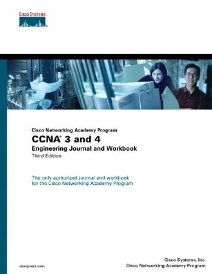 Image for CCNA 3 and 4 Engineering Journal and Workbook (Cisco Networking Academy Program) (3rd Edition)
