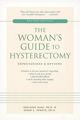 Image for The Woman's Guide To Hysterectomy