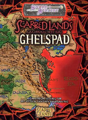 Image for Scarred Lands Campaign Setting Ghelspad (d20 Generic System)