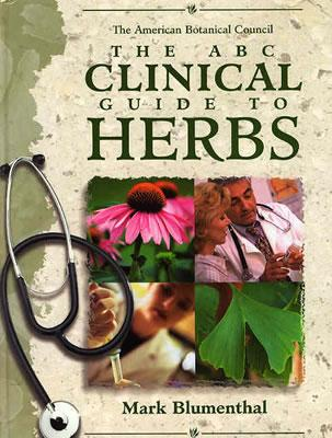Image for The ABC Clinical Guide to Herbs