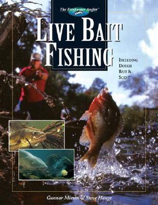 Image for LIVE BAIT FISHING: Including Doughbait & Scent
