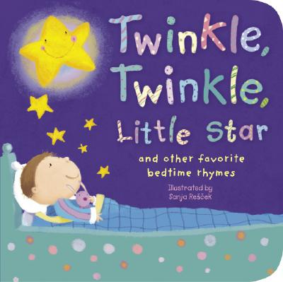 Image for Twinkle, Twinkle, Little Star: And Other Favorite Nursery Rhymes (Padded Nursery Rhyme Board Books)