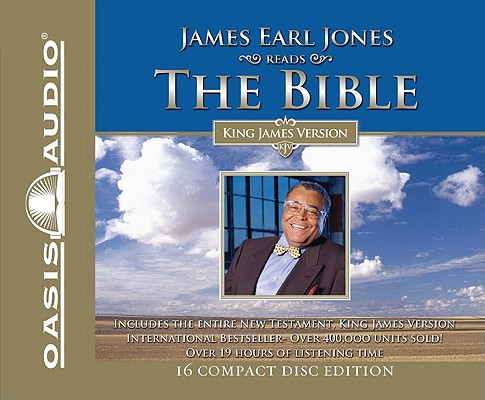 """Image for """"King James Bible, New Testament - Audio Bible on CD"""""""