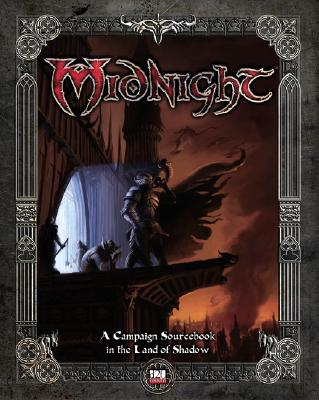 Image for Midnight: Epic Fantasy in an Age of Shadow [d20 system]