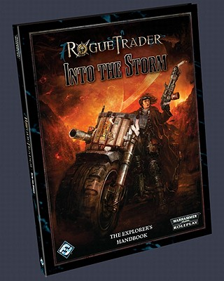 Image for Fantasy Flight Games Rogue Trader RPG: Into The Storm