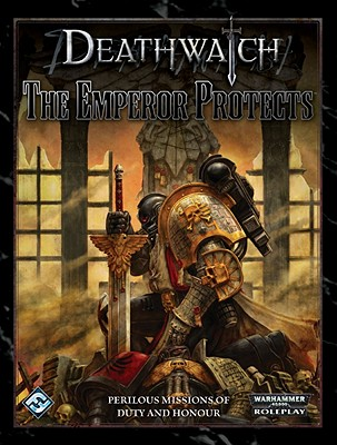 Image for Deathwatch RPG: The Emperor Protects