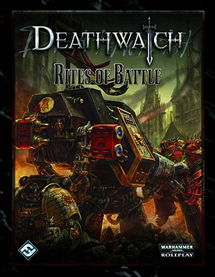Image for Deathwatch RPG: Rites of Battle