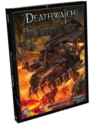 Image for Fantasy Flight Games Deathwatch RPG: The Jericho Reach