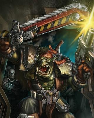 Image for Rogue Trader RPG: The Warpstorm Trilogy II - The Citadel of Skulls