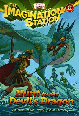 Image for Vol 11 Hunt for the Devil's Dragon (AIO Imagination Station Books)