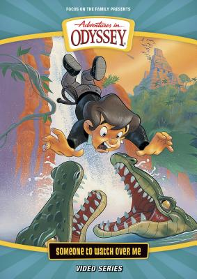 Image for Vol 9 Someone to Watch Over Me DVD Adventures in Odyssey