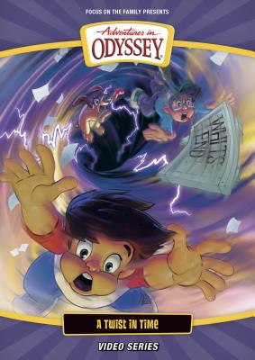 Image for Vol 11 A Twist in Time  DVD Adventures in Odyssey