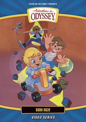 Image for Vol 13 Baby Daze DVD Adventures in Odyssey