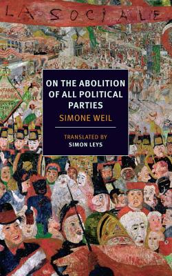 Image for On the Abolition of All Political Parties (NYRB Classics)