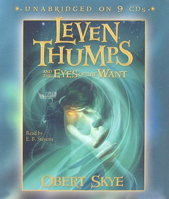 Image for Leven Thumps and the Eyes of the Want (Leven Thumps)