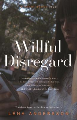 Image for Willful Disregard: A Novel About Love