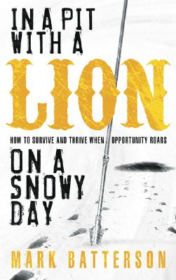 Image for In a Pit with a Lion on a Snowy Day: How to Survive and Thrive When Opportunity