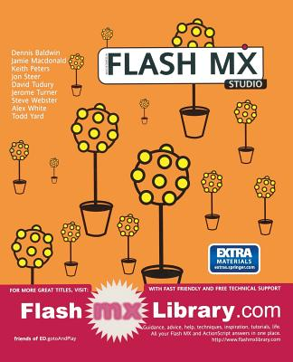 Image for Macromedia Flash MX Studio