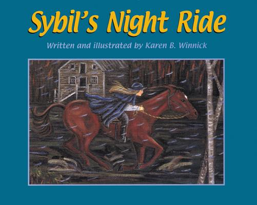 "Sybil's Night Ride, ""Winnick, Karen B."""