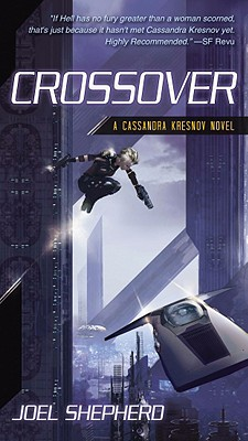 Image for Crossover (Cassandra Kresnov)