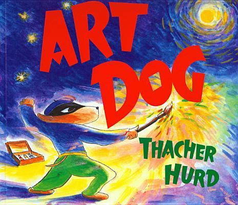 Image for Art Dog (1 Paperback/1 CD)