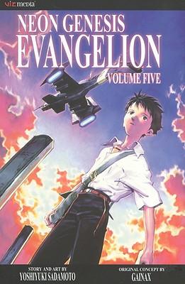 Neon Genesis Evangelion, Vol. 5, Sadamoto, Yoshiyuki