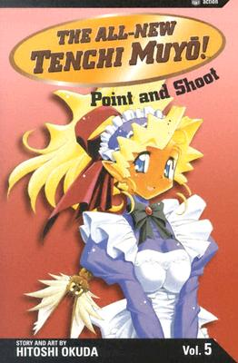 Image for The All-New Tenchi Muyo! (Point and Shoot)Volume 5