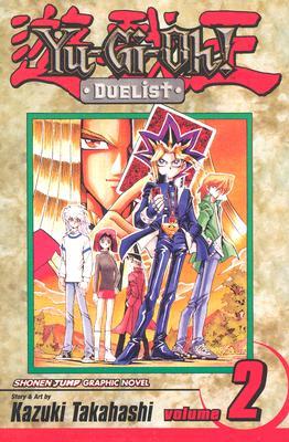 Yu-Gi-Oh! Duelist, Vol. 2: The Puppet Master, Takahashi, Kazuki