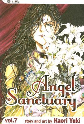 Angel Sanctuary #7, Kaori Yuki