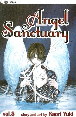 Angel Sanctuary #8, Kaori Yuki