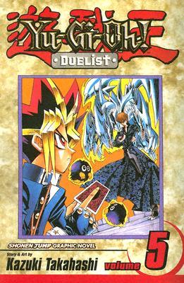 Yu-Gi-Oh! Duelist, Vol. 5, Takahashi, Kazuki