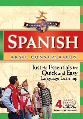 Image for Mastering Spanish: Conversation Basics (Global Access) (Spanish Edition)