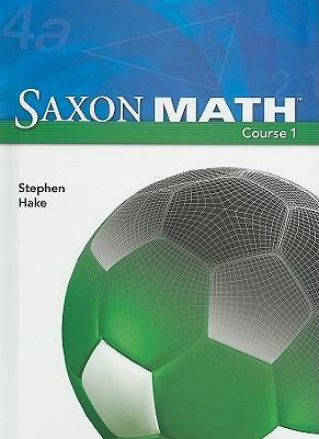 Image for Saxon Math, Course 1