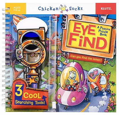 Image for Eye Find: A Picture Puzzle Book (Chicken Socks)