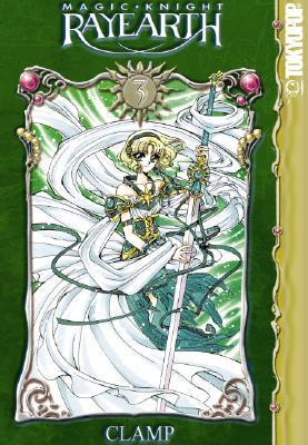Magic Knight: Rayearth I, Book 3, Clamp