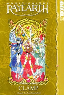 Image for Magic Knight Rayearth I (Boxed Set)