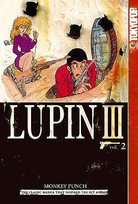 Image for Lupin III, Vol. 2