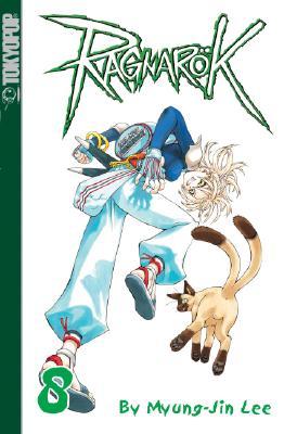 Image for RAGNAROK VOLUME 8